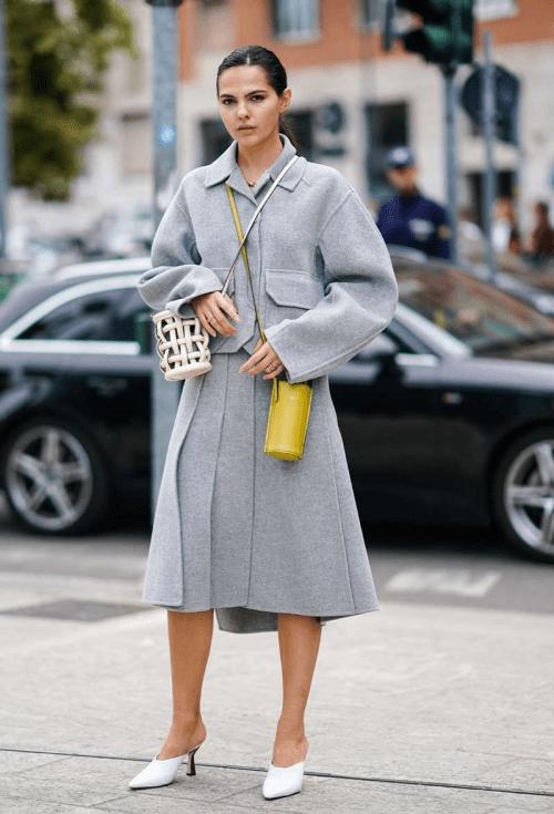 Cores de 2021 na moda.