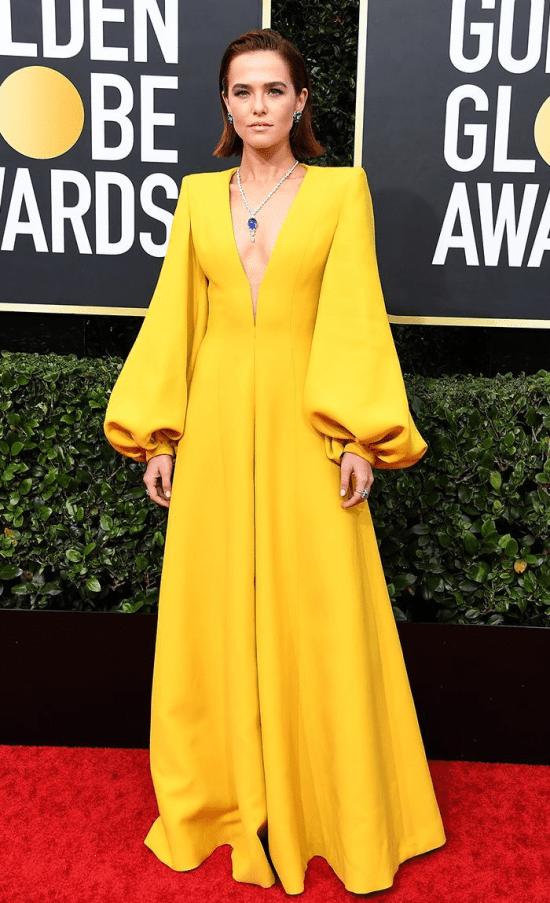 Vestidos de festa: inspire-se no tapete vermelho do Golden Globe.