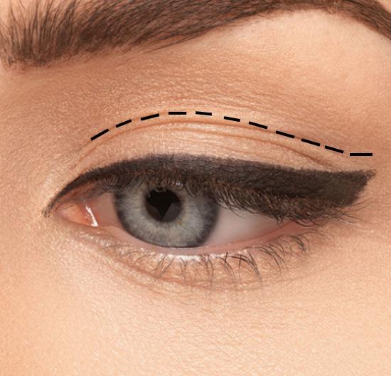 Cut crease: aprenda tudo sobre essa técnica de maquiagem.