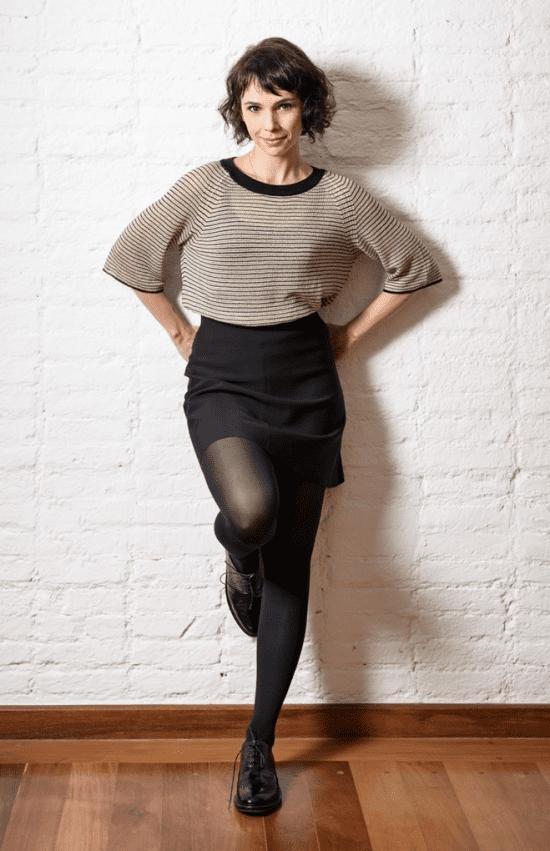 Dicas de moda para mulheres de baixa estatura.