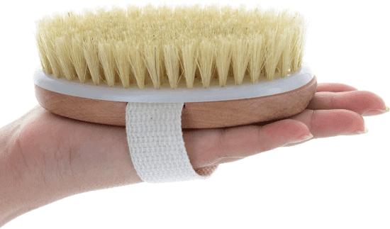 Onde comprar escova para escovação a seco.
