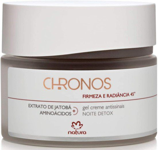 Creme Chronos antissinais 45+ noturno