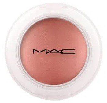 Blush cremoso Mac Glow.
